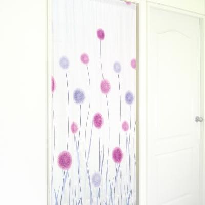 布安於室-阿芙蘿長門簾-藍紫色