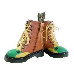 魔法Baby 兒童高筒長靴 sh4941