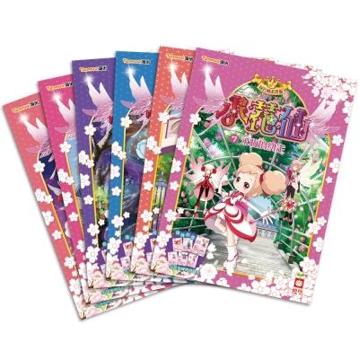 小花仙系列-7~12(6本彩色平裝書)(隨機附贈 小花仙神奇密碼卡)