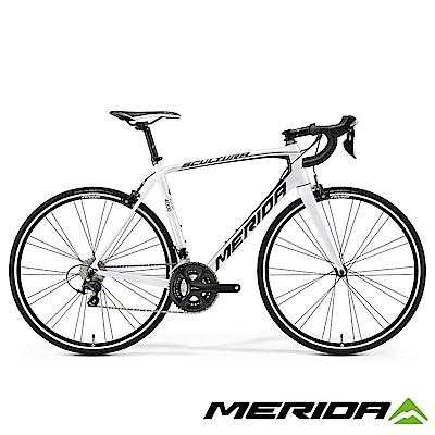 《MERIDA》美利達 全能型跑車 斯特拉 Scultura 4000 白/黑