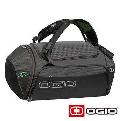 OGIO ENDURANCE 7.0 極限三鐵二用包-黑/炭灰
