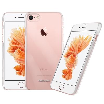 Metal-Slim APPLE iPhone 7 高抗刮PC透明新型保護殼