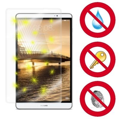 D&A HUAWEI MediaPad M2 (8吋)電競專用玻璃奈米5H↗螢幕保護貼