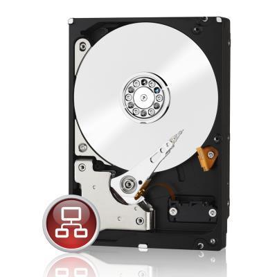 WD紅標 NAS 3.5吋 4TB SATA3