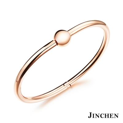 JINCHEN 白鋼小圓珠手環