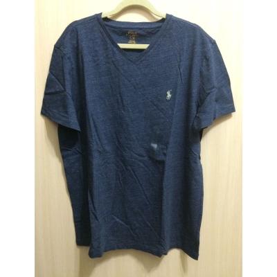 Ralph Lauren 短袖 T恤 素面 深藍 308