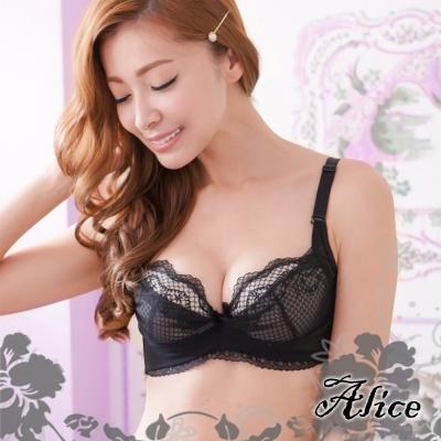 內衣 浪漫法式內衣B-C罩杯(衣褲組) 艾莉絲輕機能
