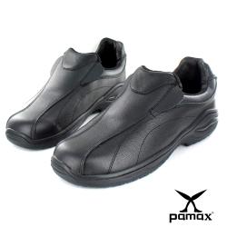 PAMAX帕瑪斯止滑鞋【超彈跳雙氣墊抗滑鞋、餐飲廚師鞋、廚房工作鞋】男女