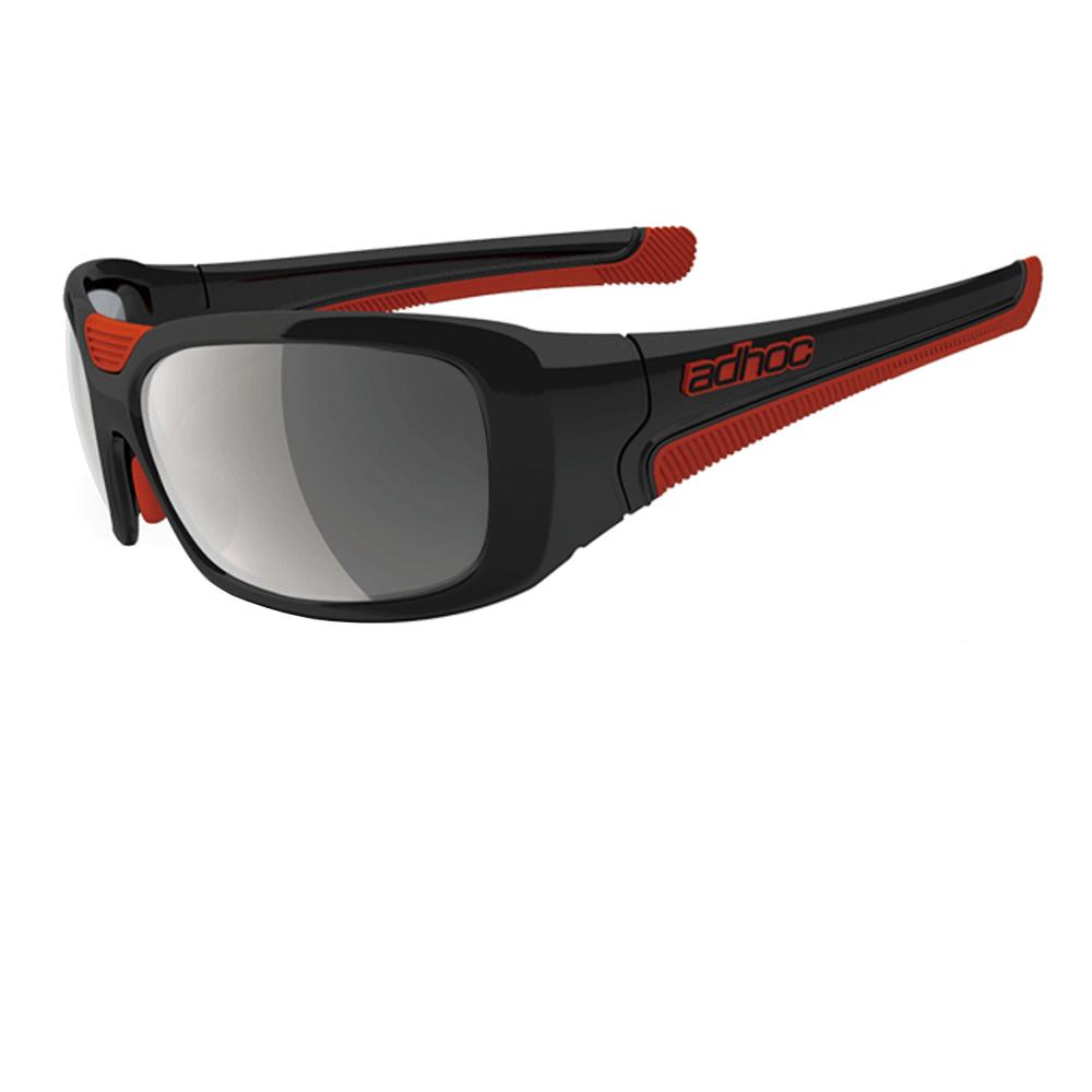 【ADHOC】運動太陽眼鏡-偏光變色灰片-全框式 TOUCH
