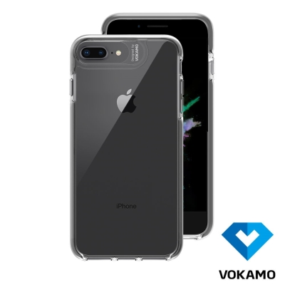 "VOKAMO Smult iPhone7/8+(5.5"")美國軍規3..."