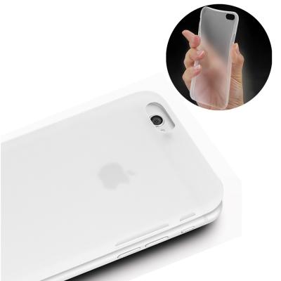 透明殼專家 iphone 6 /6s s 抗指紋加強版+保貼組