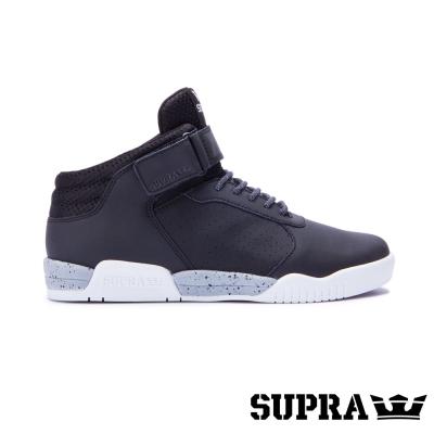 SUPRA Ellington Strap系列男鞋-黑/白