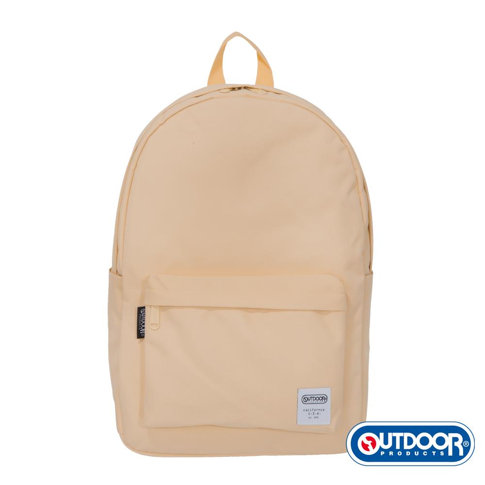 OUTDOOR- 極簡生活2.0系列-後背包-粉彩粉紅-OD49161PPK