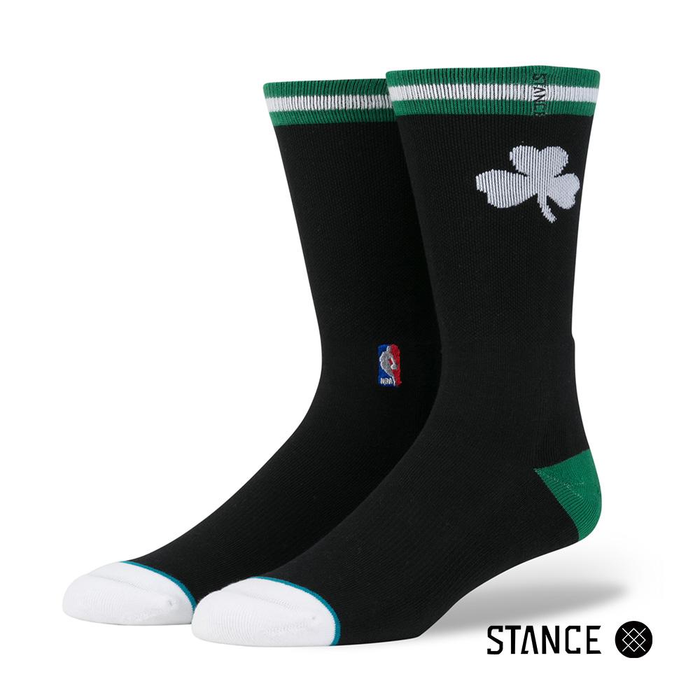 STANCE CELTICS CASUAL LOGO-男襪-NBA球隊襪