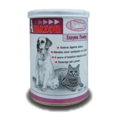 愛美康Amazon《天然犬貓消化酵素粉250g》一入組