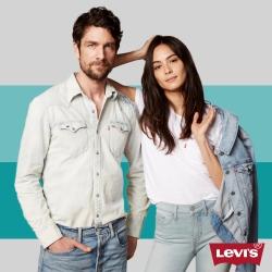 Levis 牛仔褲下單折2000