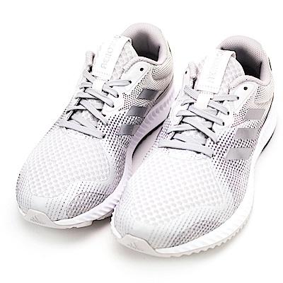 24H-ADIDAS-女慢跑鞋BW1566-淺灰