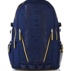 SUPERDRY 極度乾燥 後背包 藍色 397