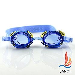 SANQI三奇  兒童泳鏡(4700-藍)