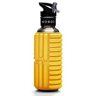 MOBOT 27oz 按摩滾輪水壺 - 800cc-Sun 黃色