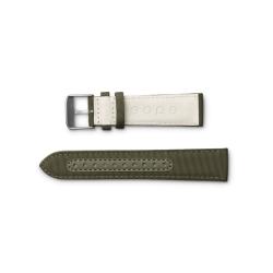 EONE Bradley 尼龍錶帶-橄欖綠/20mm
