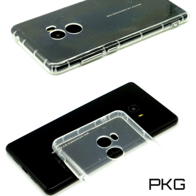 PKG 小米Mix2  超透360空壓氣墊