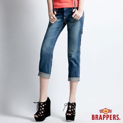 BRAPPERS-女款-BoyFriendJean