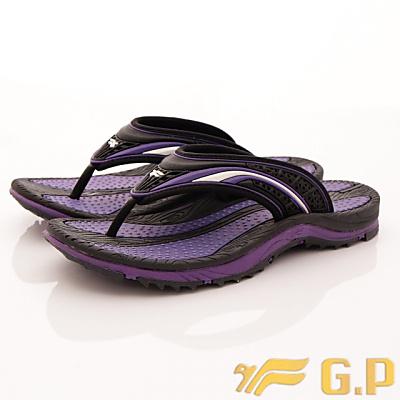 GP時尚涼拖-經典夾腳拖鞋款-FI820W-41紫(女段)