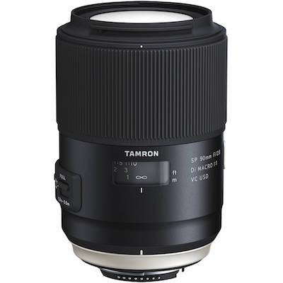 TAMRON 90mm F2.8 Di Marco 1:1 VC 公司貨 F017-C環