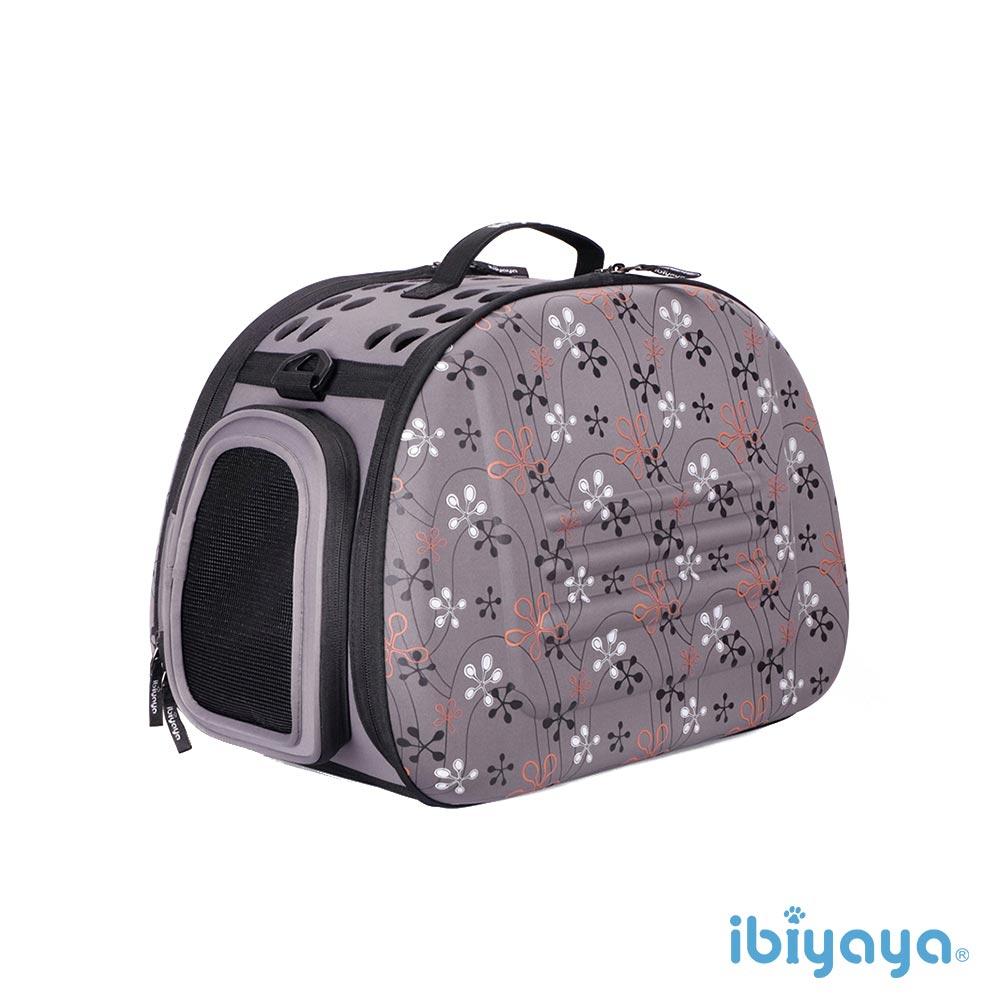 IBIYAYA依比呀呀-輕巧摺疊寵物提包-大象灰(FC1007)