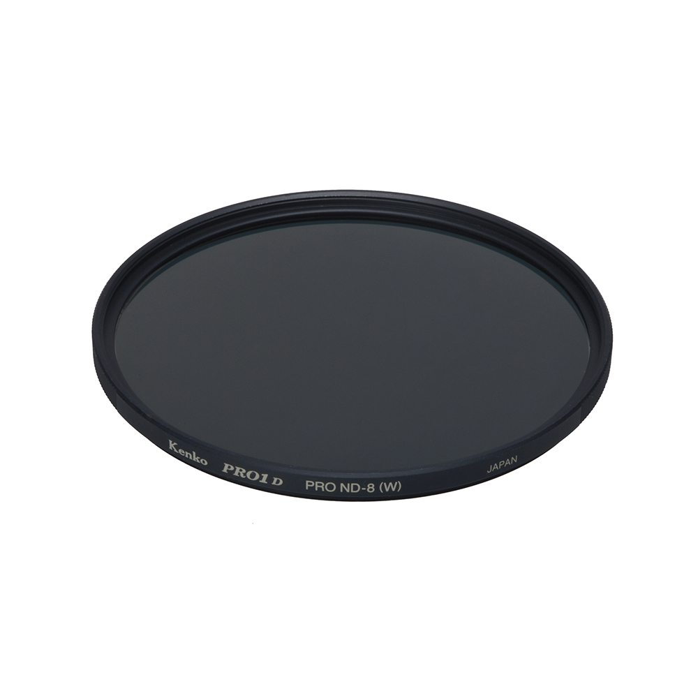 Kenko PRO1D ND8 (W) 55mm多層鍍膜減光鏡(公司貨)