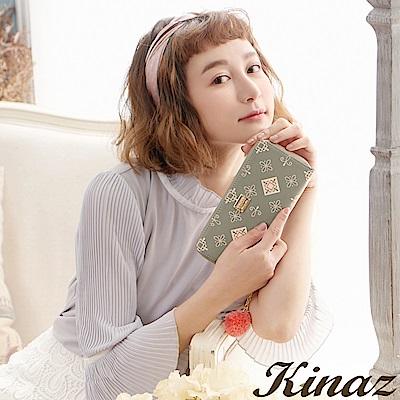 KINAZ-燦爛季節-字型長夾-太陽系列