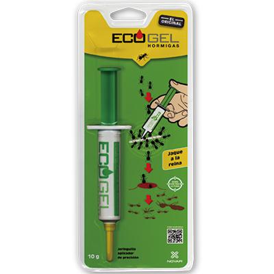ecogel 易克捷 除蟻餌膠10公克(全新歐洲原裝進口螞蟻藥)