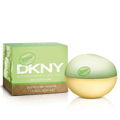 Dkny Limited Edition Cool Swirl 熱帶水果雪酪淡香水50ml