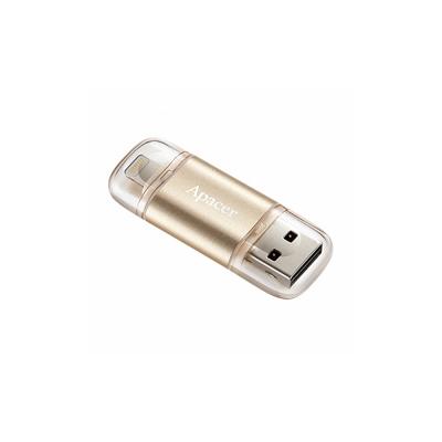 原價2399)Apacer 宇瞻 AH190 64GB USB 3.1雙介面OTG 高速隨身碟
