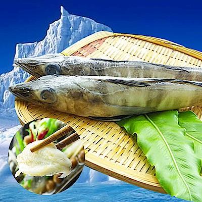 馬姐漁舖 XXL特級鮮嫩南極冰魚-2包組(2尾/包)