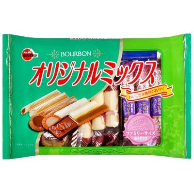 Bourbon北日本 綜合餅乾(170.2g)