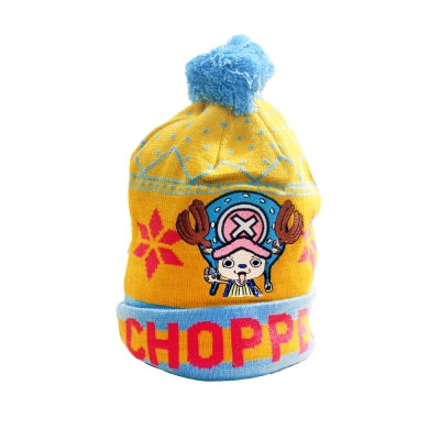 魔法Baby 航海王保暖毛線帽 k39115
