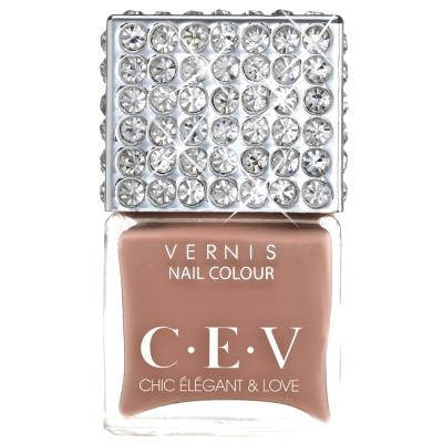 CEV超釉光極緻指彩-FE07 蜜糖童話指甲油 15mL