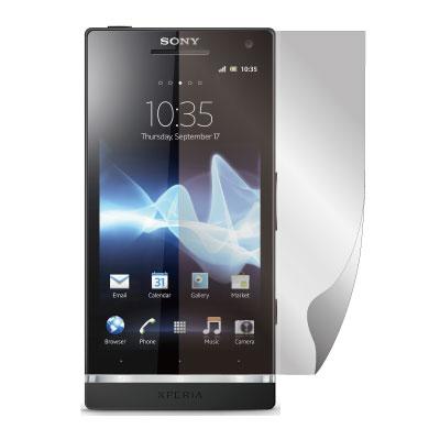 ZIYA SONY Xperia S 抗刮螢幕保護貼 (AG) - 2入