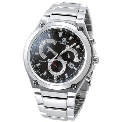 Casio 個性賽車扇型計時腕錶-EF-525D-1AVDF-38mm