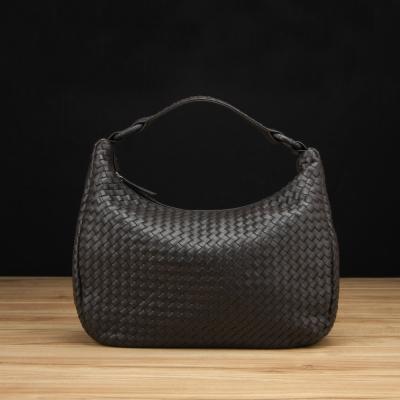 STORY 皮套王 - 羊皮編織肩背包 Style  6220  訂做賣場