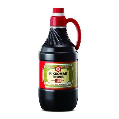 龜甲萬 甘醇醬油(1600ml)
