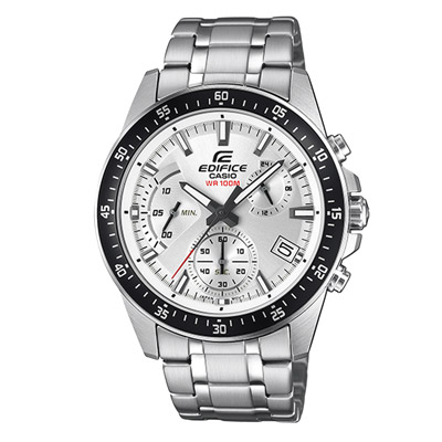 EDIFICE  衝刺釋放計時賽車腕錶-EFV-540D-7AVUDF-43mm