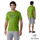 Arcteryx 始祖鳥 24系列 男 有機棉 短袖T恤 攀岩 綠