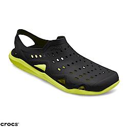 Crocs 卡駱馳 (男鞋) 男士激浪涉水鞋 203963-0DW