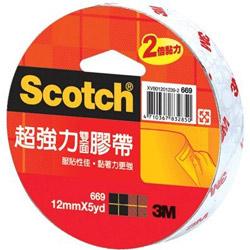 3M Scotch 雙面膠