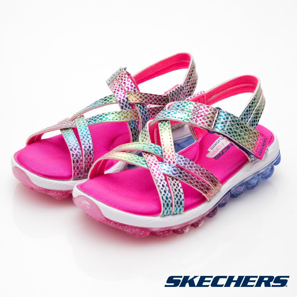 SKECHERS (童) 女童系列 SKECH AIR - 86784LSMLT