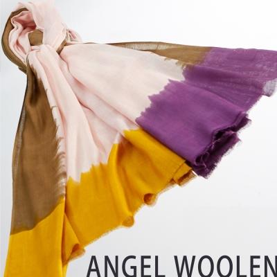 【ANGEL WOOLEN】渲染風情MODAL披肩(風)