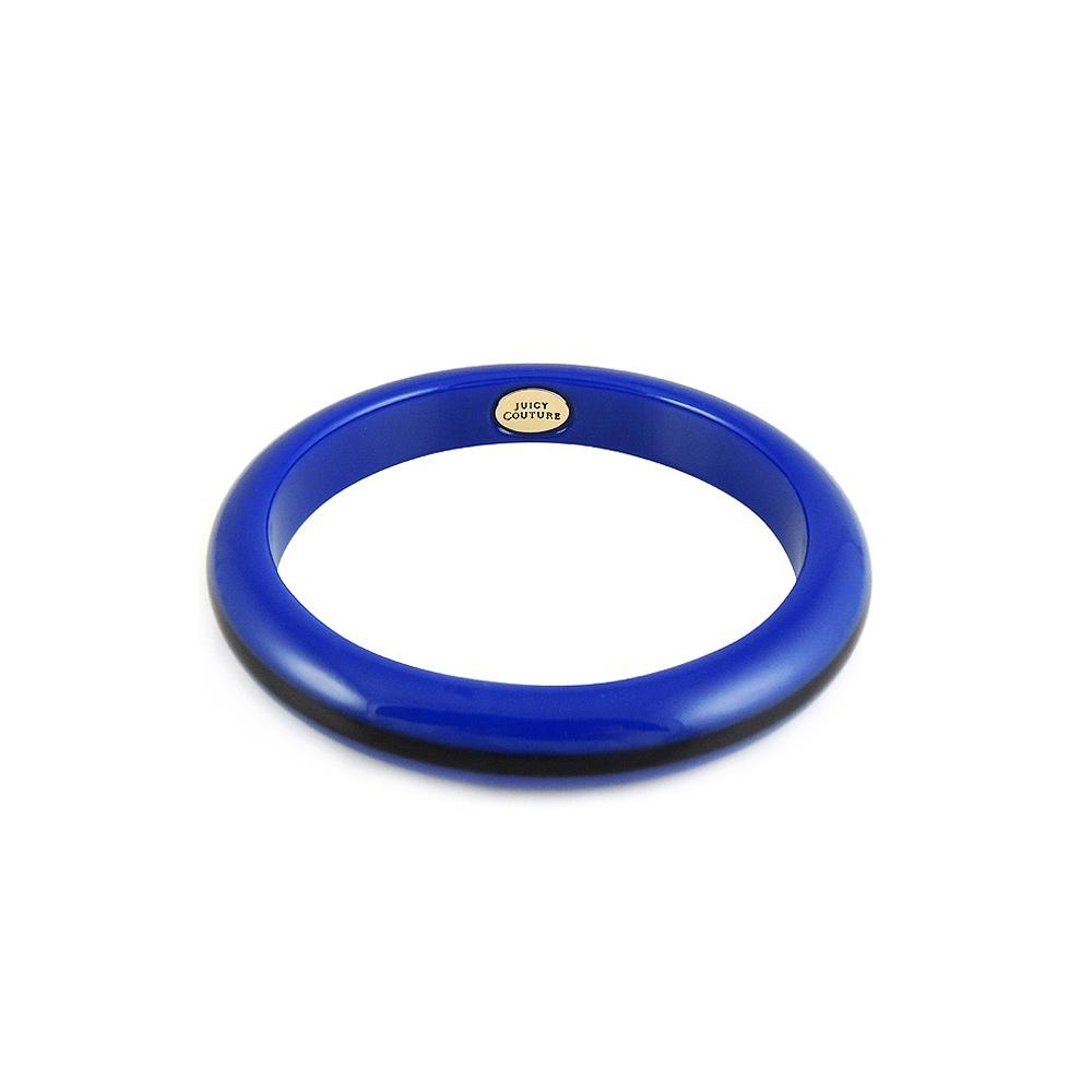 JUICY COUTURE 藍色糖果色系手環